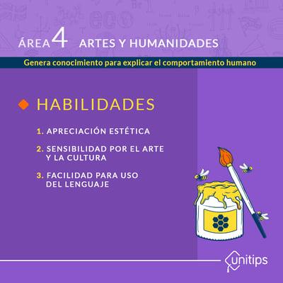 Área 4 - Artes y humanidades