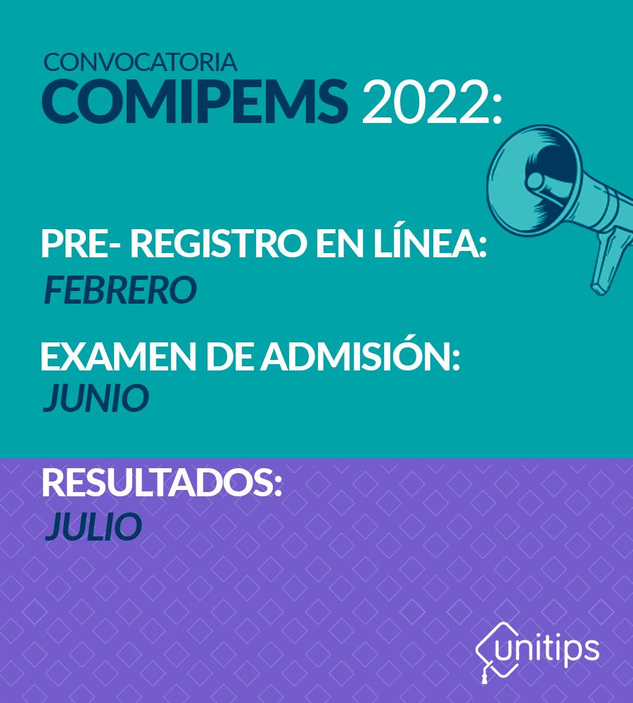 fechas-convocatoria-comipems-2022