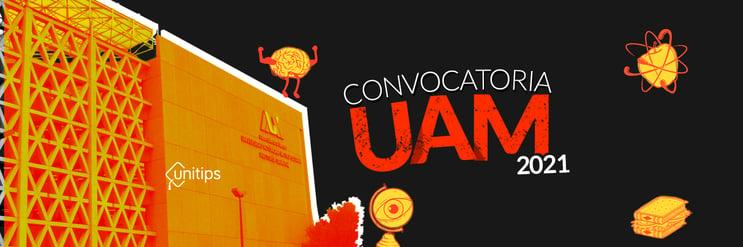 ▷ Convocatoria UAM 2021: primer proceso de selección