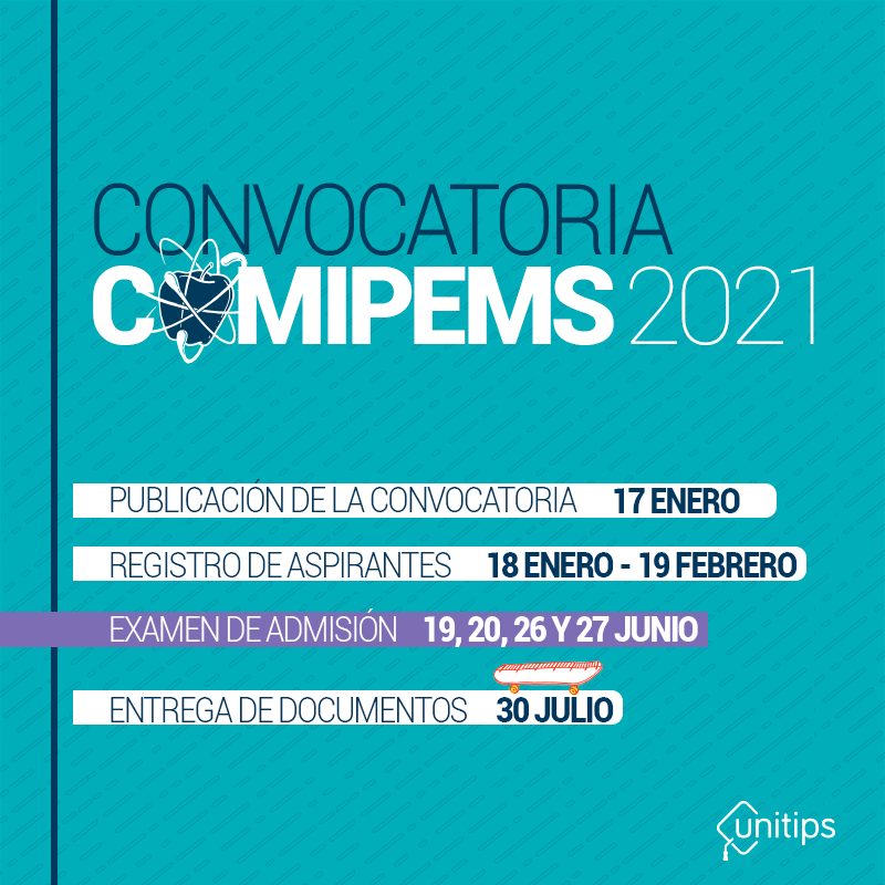 Convocatoria-COMIPEMS-2021