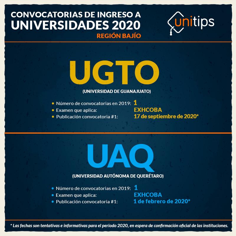 Convocatorias-de-ingreso-a-Universidades-2019-Región-Bajío-1