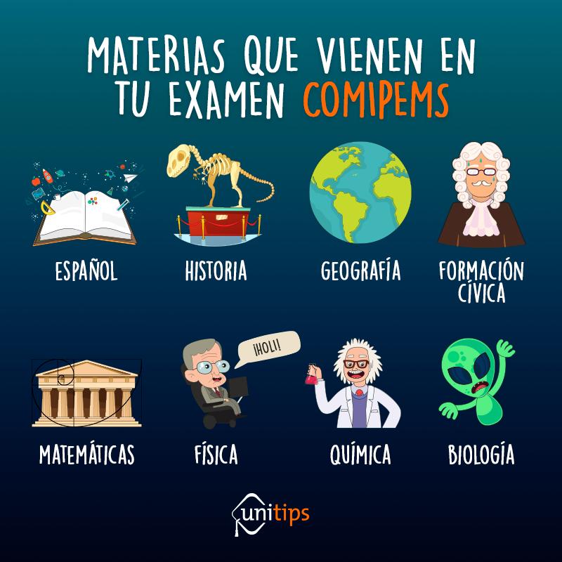 ESTRUCTURA-DEL-EXAMEN-COMIPEMS