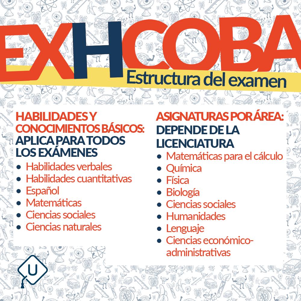 I INTERNA_Estructura examen EXHCOBA