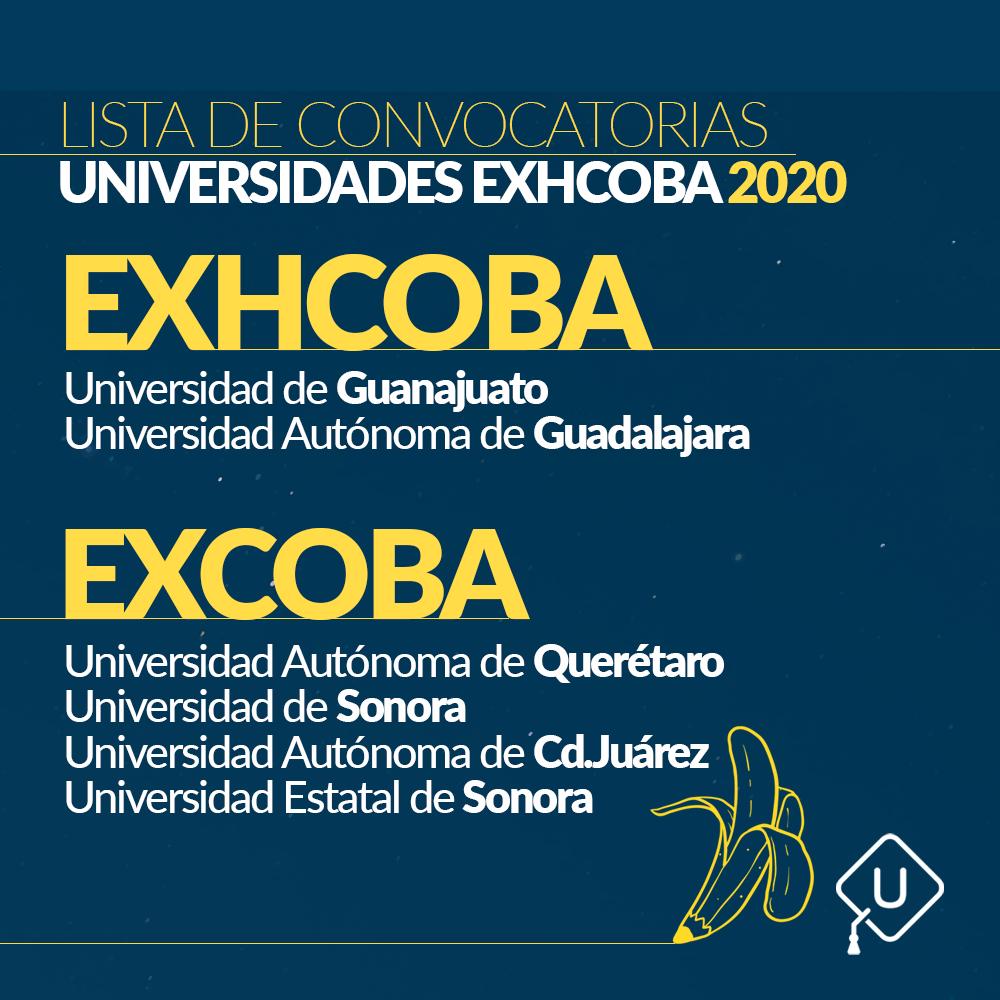 I_interna_Lista de Convocatorias UNIVERSIDADES EXHCOBA2020
