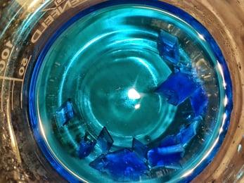 Separación por cristalización