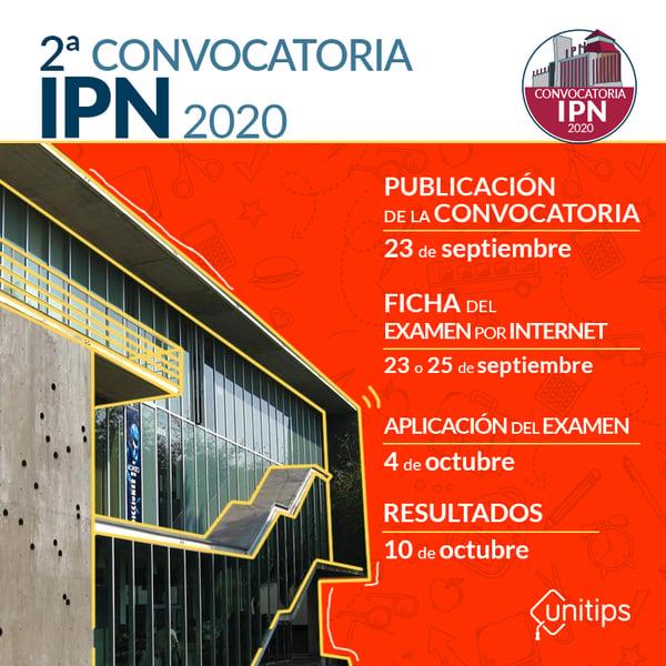 Infografía-2a-Convocatoria-IPN-2020