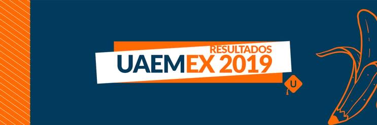 Resultados del examen UAEMEX 2019