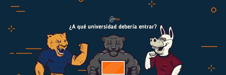 ¿UNAM, UAM o IPN?