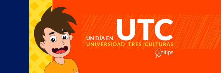 Un día en UTC, campus Ecatepec