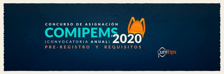 Concurso de asignación: convocatoria COMIPEMS 2020 [Guía para padres]