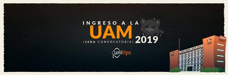 Primer Convocatoria de selección UAM 2019