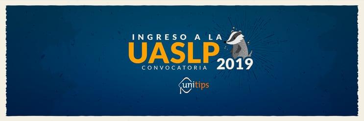 Convocatoria UASLP 2019