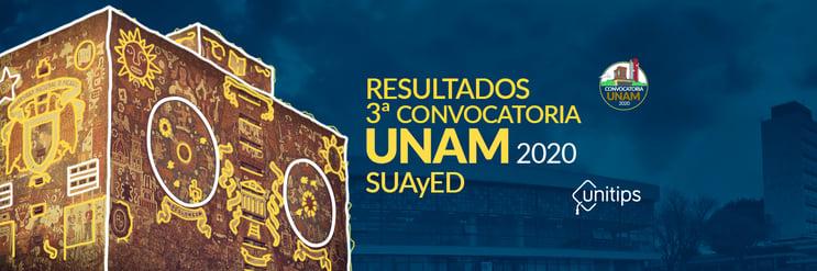 ▷ Resultados UNAM 2020 Examen de admisión