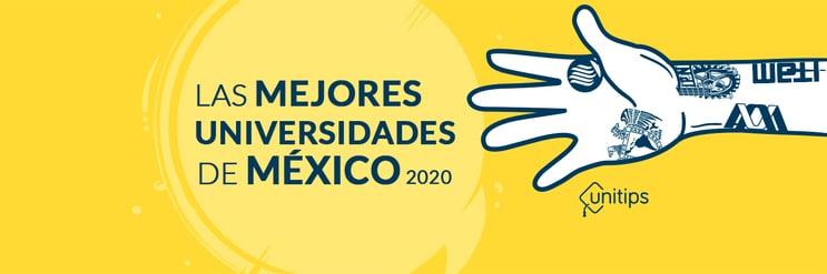 Las mejores universidades de México 2020