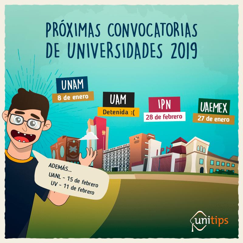 PRÓXIMAS-CONVOCATORIAS-2019