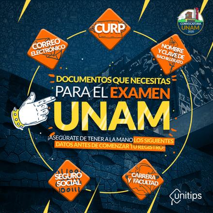 Qué-documentos-necesitas-para-el-examen-UNAM