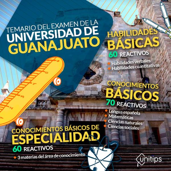 Temario-para-el-examen-de-la-Universidad-de-Guanajuato