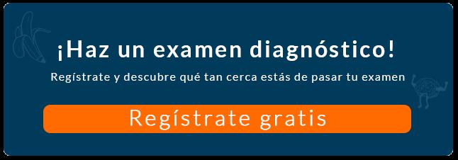 haz gratis un examen diagnóstico