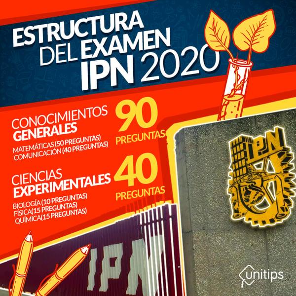 Estructura-del-examen-IPN-2020