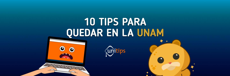 10 tips para el examen de la UNAM