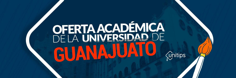 Carreras de la Universidad de Guanajuato