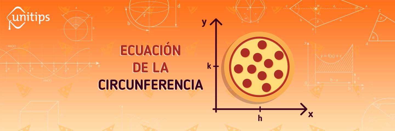 Ecuación de la Circunferencia   Guía de examen UAM