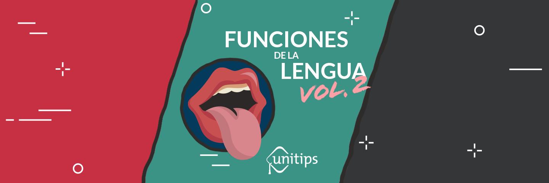 Español: Funciones de la lengua 2 Guía de temas para el examen de la UNAM