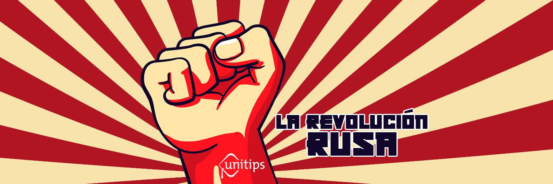 Revolución Rusa   Guía de temas COMIPEMS