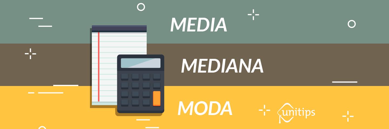 Media, mediana y moda Guía de temas para el examen CENEVAL EXANI II
