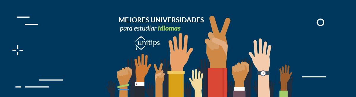 Las 4 mejores universidades para estudiar idiomas