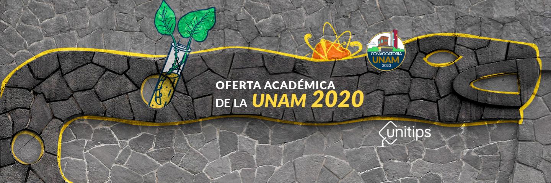 Carreras de la UNAM: Oferta Académica 2020
