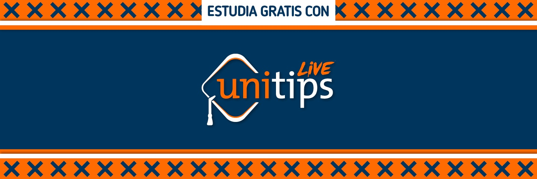 ¡Estudia gratis con Unitips Live!