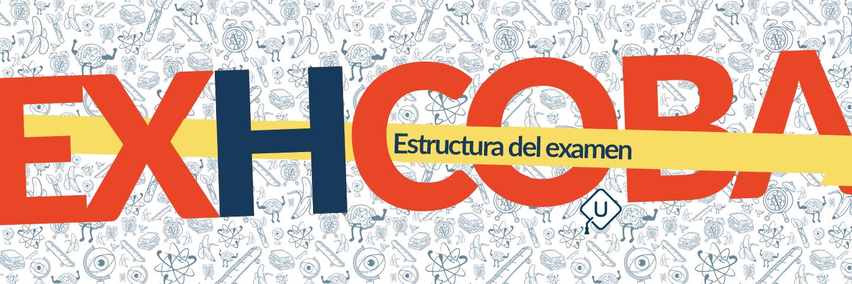 Temario y estructura del examen EXHCOBA