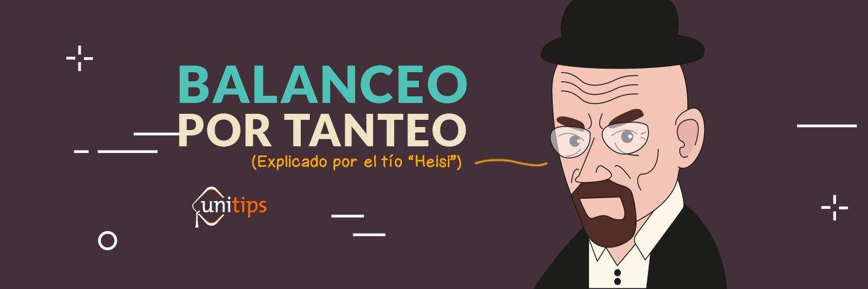 Balanceo por tanteo | Tema de examen UNAM