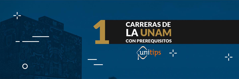 Conoce las carreras de la UNAM que piden requisitos extra para ingresar