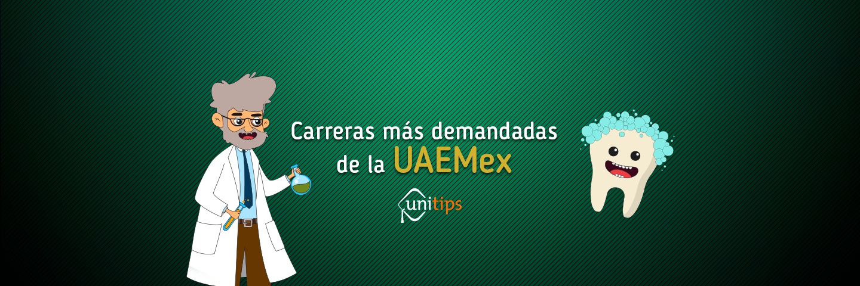 10 carreras más demandadas de la UAEMex