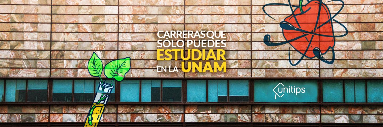 5 carreras que sólo puedes estudiar en la UNAM