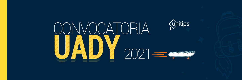 Convocatoria UADY 2021