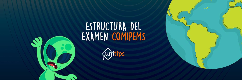 Estructura de temas para el examen COMIPEMS 2019
