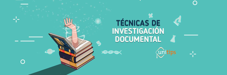 Técnicas de investigación documental   Guía IPN