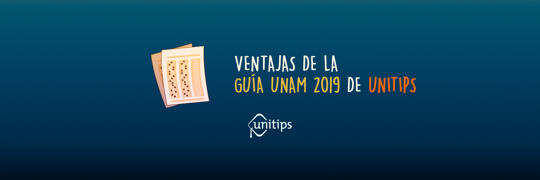 Guía de estudio para el examen de la UNAM 2019