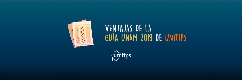 Guía de estudio UNAM 2019