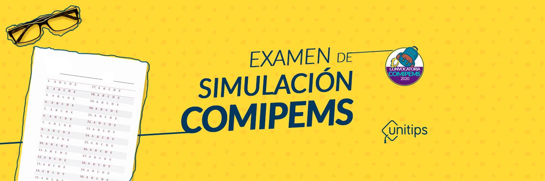 → Examen de simulación gratuito para COMIPEMS | Unitips