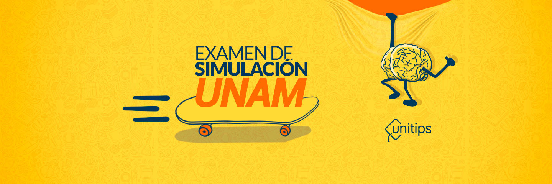 Examen de simulación UNAM