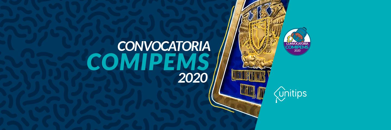 ▷ Convocatoria COMIPEMS 2020 | Unitips