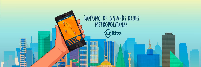 Ranking de las 10 mejores universidades del Área Metropolitana (2018)