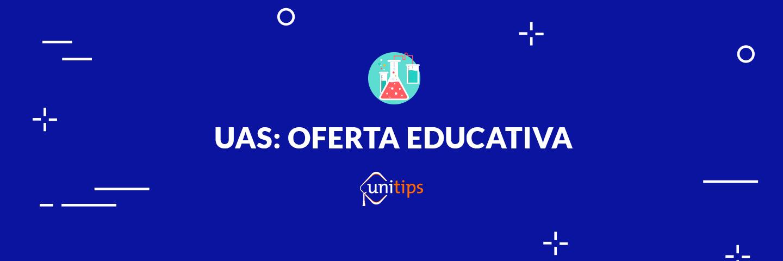UAS: Oferta educativa