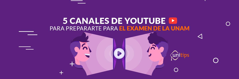 5 canales de youtube para estudiar