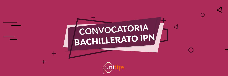 Convocatoria IPN bachillerato