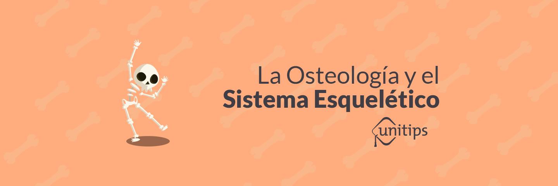 Osteología y Sistema Esquelético Guía de temas para el examen del IPN